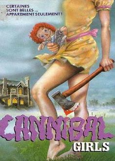 cannibal girls vhs 70's