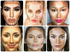 Motives makeup, how to do contouring, how to contour your face, f Motives Makeup, Eye Makeup, Hair Makeup, Beauty Makeup, Concealer, Bronzer, How To Contour Your Face, How To Apply Makeup, Face Contouring