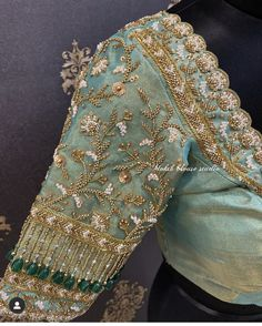 sarees and blouse design Try talking to a professional landscaper to see if you can get the info out Blouse Designs Catalogue, Best Blouse Designs, Blouse Neck Designs, Wedding Saree Blouse Designs, Pattu Saree Blouse Designs, Wedding Blouses, Salwar Designs, Traditional Blouse Designs, Maggam Work Designs