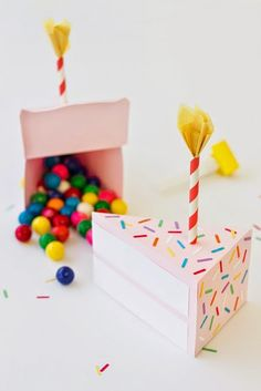 DIY  Kid's Birthday Party decorations and fun party food ideas.
