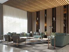 Apartments in Saudi Arabia (part 2) Design and Visualization: VizLine Studio