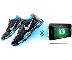Zapatillas para entrenar con Bluetooth Smart