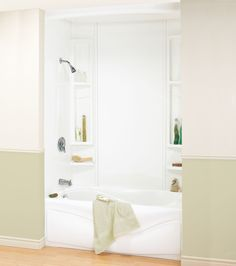 80 Finesse Tub Walls Shower Advanta By Maax On Qa Family Bathroombathroom Ideasalaskafuture