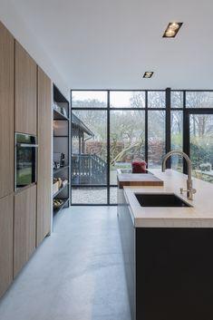 Interior Living Room Design Trends for 2019 - Interior Design Beautiful Kitchens, House Design, House, Rustic Kitchen Design, Home, Modern Kitchen, New Homes, Rustic Kitchen Decor, Kitchen Design