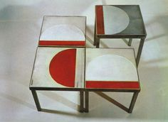 Side Tables | Roger Capron | Mid Century