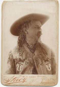 "Bill Cody ""Buffalo Bill"""