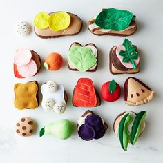 Amanda's Kids' Lunch Playsets on Food52