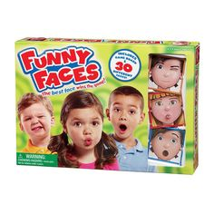 Funny Faces game @Hildreths