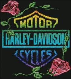 Harley Davidson Embroidery Designs Download | HARLEY DAVIDSON MACHINE EMBROIDERY DESIGNS | Embroidery Designs