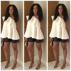 Sulley Muntaris georgeous looking wife Menaye steps out in style (Photos)