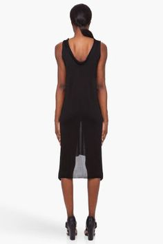 Karolina Zmarlak Black Knit Dress for women | SSENSE