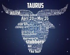 Taurus Typography Cards or Poster van LoyalLola op Etsy Sun In Taurus, Taurus Woman, Taurus And Gemini, Taurus Bull, Taurus Traits, Astrology Taurus, Taurus Quotes, Zodiac Society, My Zodiac Sign