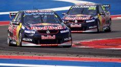 V8: Whincup Dominates Austin 400