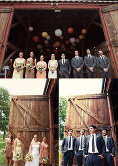 Bayonet Farm, Holmdel, NJ // Best NJ Wedding Venues from On This Day Weddings @Maddie Comfort - A Barn in Holmdel!!!!