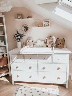 Ikea Baby Room, Ikea Baby Nursery, Baby Boy Room Decor, Baby Room Design, Baby Bedroom, Baby Boy Rooms, Girl Room, Beige Nursery, Baby Nursery Furniture