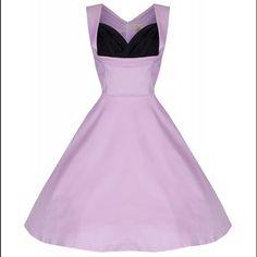 Sale!! Purple Swing Dress