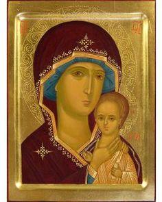 Mother of God 14×19 cm.   To Order.https://catalog.obitel-minsk.com/hand-painted-orthodox-icon.html  #CatalogOfGoodDeeds   #icon #iconography #orthodoxicon #orthodoxiconography #paintedicon #iconsinoklads #mountedicons #buyicon #ordericon #handpainted #lacqueredicon #iconpainters #iconographers #MotherOfGod #Theotokos #HolyTheotokos #VirginMary #Christ #JesusChrist #Savior #Pantocrator #ChristThePantocrator #familyicon #saints