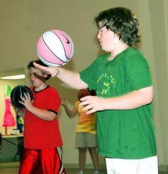 Fun Basketball Practice Drills for Children