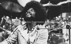 Billy Preston en el Poliedro de Caracas. 28-04-1977 (ARCHIVO EL NACIONAL)
