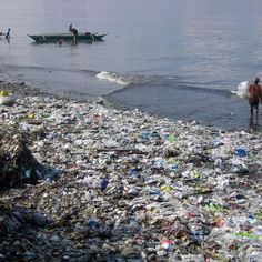 By 2050, there will be more plastic than fish in the world's oceans, study says