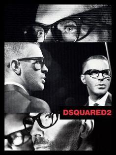 Dsquared2 - Dsquared2 S/S 13 Campaign Dan & Dean Caten (Designer) Mert Alas and Marcus Piggott (Photographer) Giovanni Bianco (Art Director) Oribe (Hair Stylist) Charlotte Tilbury (Makeup Artist)