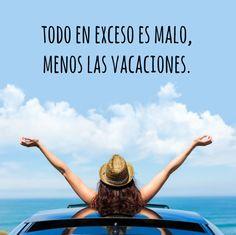 Al fin vacaciones!!