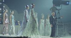 Toby Dammit in Tre passi nel delirio di Federico Fellici con i costumi della Sartoria Annamode