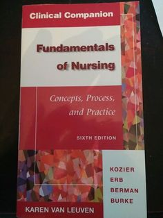 Clinical Handbook to Accompany Fundamentals of Nursing : Concepts, Process&...  www.lightning-deals.com #lightningdeals #lightningco @buylightning Text: 281-764-9228