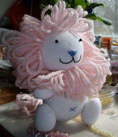 http://charcoal-almighty.deviantart.com/art/Pink-Lion-116136959?q=favby%3Asnufhob%2F53584779&qo=0