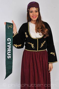 Miss Cyprus - Marina Konstantinou  posing with  her National Costume as part of the activities. Miss Earth 2015 was held on 5 December 2015 at Marx Halle in Vienna, Austria. It was the first time the pageant was held in Europe and outside of Asia. It was also the first back to back victories in Miss Earth history: Angelia Ong of the Philippines crowned by Jamie Herrell of the Philippines. #NationalCostumes #MissEarth2015 #BeautyPageant #BeautiesForACause