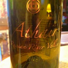 2009 Athair Russian River Valley #Chardonnay #wine
