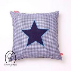 Kussen 50x50cm Star Blue