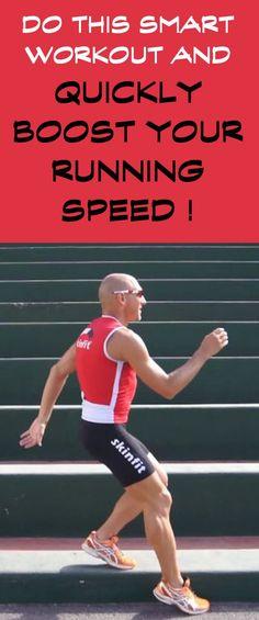 Smart exercise for faster running! #running #runnigtips #runningadvice