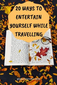 Travelling can be boring. There is so much time waiting around at airports and on planes. Here are 20 ways to keep yourself entertained while travelling. Airports, Planes, Travelling, Travel Tips, Waiting, Entertaining, Cool Stuff, Ideas, Airplanes