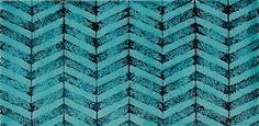 american handmade decorative ceramic tile pratt and larson scraffito pattern wall tile crackle handpaited aqua