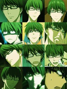 Find images and videos about kuroko no basket, midorima shintarou and anime facts on We Heart It - the app to get lost in what you love. Kuroko No Basket, Aomine Kuroko, Midorima Shintarou, Kiseki No Sedai, I Love Basketball, Generation Of Miracles, Kaichou Wa Maid Sama, Manga Illustration, Anime Shows