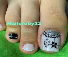 Magic Nails, Manicure And Pedicure, Ms, Nail Designs, Designed Nails, Simple Toe Nails, Short Nail Manicure, Nail Manicure, Nail Desings