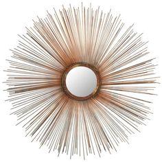 Safavieh Bedford Sunburst Mirror : Target