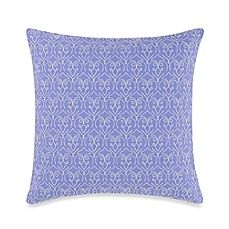 image of Anthology™ Lyla Ditsy Square Throw Pillow