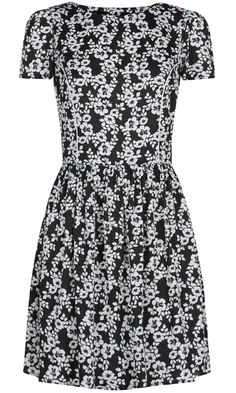 Floral Tea Dress, pretty close to the one I own