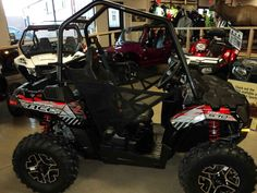 New 2015 Polaris Polaris ACE 570 SP ATVs For Sale in Minnesota. 2015 POLARIS Polaris ACE 570 SP, The ACE just got better. This ACE has the 45hp 570 Pro Star motor and the black pearl look. This machine is great for anyone who wants to have the size of a 4 wheeler and the comfort of a bucket seat.Call Sales for more information and pricing at Cannon Powers Sports at 507-263-4532 and visit our web site at Cannon Power Sports proudly presents one of Minnesota's largest power sports facilities…