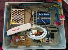 Domotiser sa piscine avec Domoticz et un Raspberry Pi #TTELADOMOTIQUE