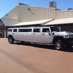 Perth Stretch hummers at Sandalford Winery WA