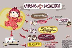 Criterios alta de neonatología