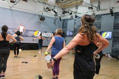 Palatine Jazzercise & Arlington Heights Jazzercise - I grew up with Jazzercise as a household name and was excited to finally try a class ! I had a blast - loved the format, calorie burn & the incredibly funny owner Staci. #fitnessmom Edan Joy Gelt
