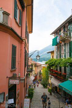 Bellagio - Lake Como Italy #travel #italy #lakecomo