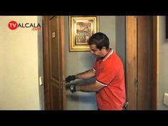 Cómo cambiar un picaporte, bombín y cerradura de una puerta