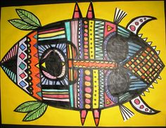 Ibraham Art Gallery African Shield Art