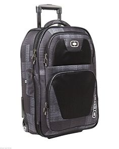 OGIO Kickstart Expandable 22 Charcoal Travel Luggage Bag     Details can be  found by 58ff650b25659