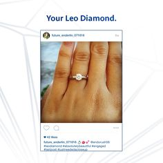@future_enderlin_071616 He picked a good one! #LeoDiamond #VisiblyBrighter